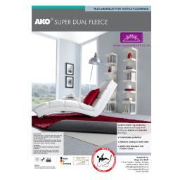 Super All-Surface Fleece Rug Gripper Anti-Slip Underlay (AKO Super Dual Fleece)