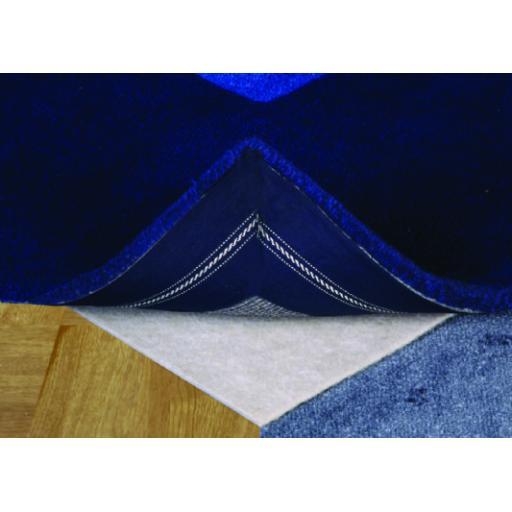 All Surface-Fleece Rug Gripper Anti-Slip Underlay (AKO Dual Fleece)